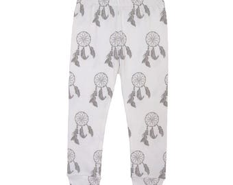 Dreamcatcher Leggings Baby and Toddler Sizes 3m - 3y