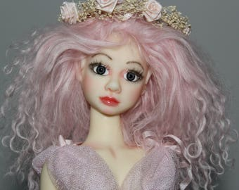 OOAK Artist Original Resin BJd Fairy