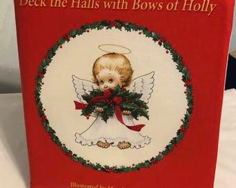 Deck The Halls Cloth Book