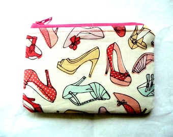 New! coin purse with high heels