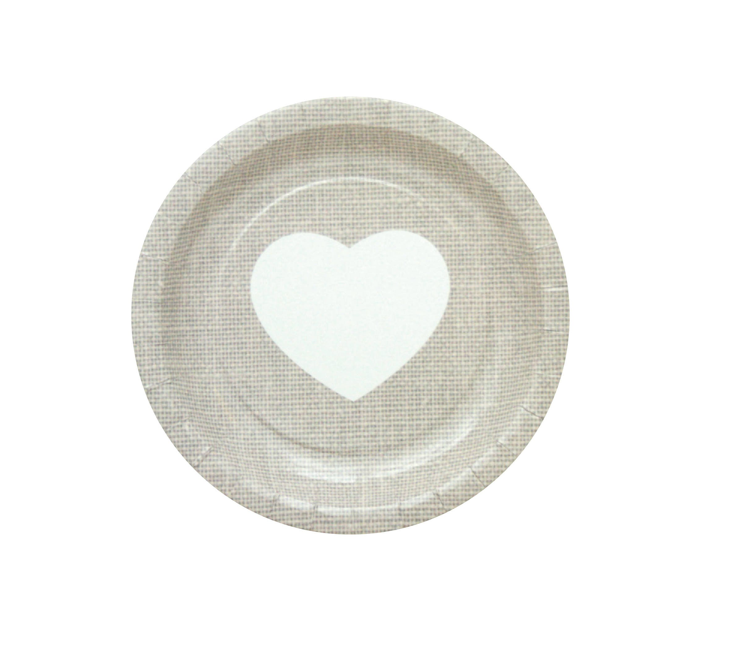 Pack Of 10 Burlap Wedding Love Paper Plates Wedding Paper  sc 1 st  Castrophotos & 10 Paper Plates - Castrophotos