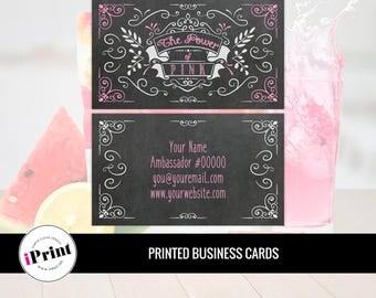 Plexus Business Card • Plexus Slim Business Cards • Plexus Marketing Business Card • PLX-BC-008