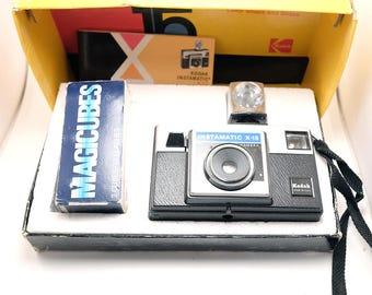 Kodak Instamatic X-15 - 126 film - Vintage Camera
