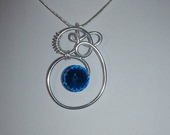 azura necklace aluminum