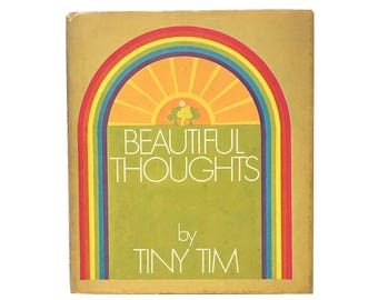 Beautiful Thoughts by Tiny Tim (1969) - First Edition