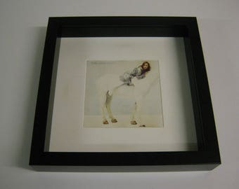 """Tori Amos """"Winter"""" Special Unique Wall Framed CD Artwork Gift"""