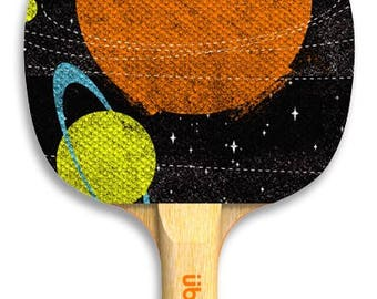 Designer Final Frontier Ping Pong Paddle Table Tennis Custom