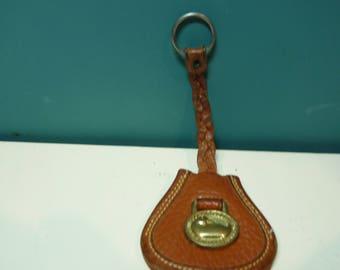 Vintage Dooney & Bourke Key Fob