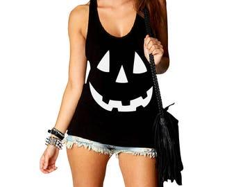 Halloween Shirt, Halloween T-shirt, Halloween Tank Top, Halloween Sweatshirt, Halloween Sweater, Hoodie, Pumpkin Face Shirt, Tanks, Costumes