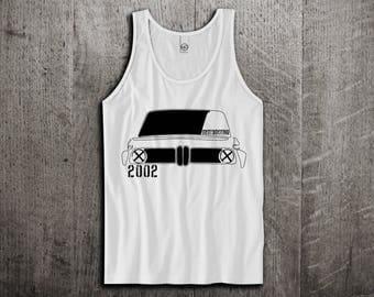 BMW Tank Top, BMW 2002 vintage shirts, Vintage cars shirts, cars tanks, BMW cars shirts, bmw tank tops, men tshirts women t shirts Unisex