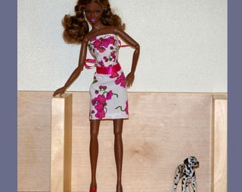 Dress Barbie- handmade dress - fashion royalty