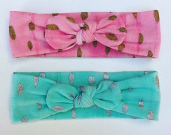 Summer Bow Turbans