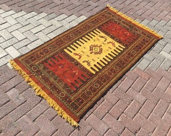 Vintage Rugs Kilim Rugs Area Rugs Collectible Items By