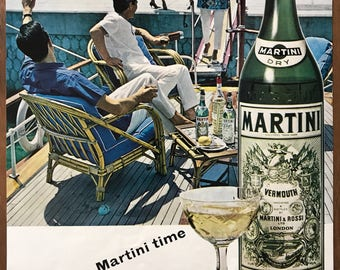 Martini artwork
