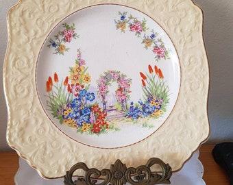 Royal Winton/Grimwades English Cake Plate