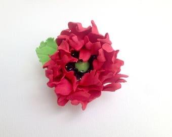 Wedding brooch pin flower brooch for coat men's brooch bouquet boutonniere brooch jewelry flower brooch floral brooch fashion brooch ladies