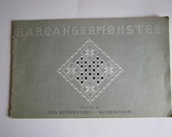 Hardangermønstre, Hardangerpatterns, Eva rosenstand