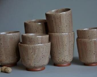 Ceramic wine/water cup