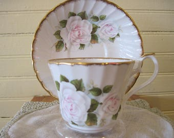 Royal Sutherland Bone China Tea Cup - Item #1445B
