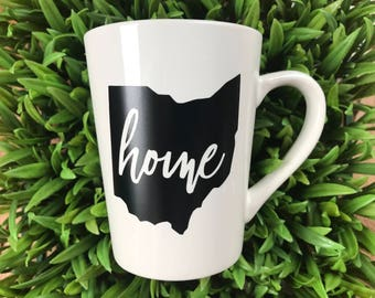 Ohio Home Coffee Mug