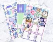 PRE-SALE! Easter in Wonderland Essentials Kit (Glam Planner Stickers for Erin Condren Life Planner)