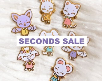 Tiny Animals SECONDS SALE - B and C Grade