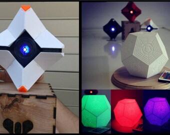 Destiny Engram & Fully Assembled Destiny Ghost Bundle