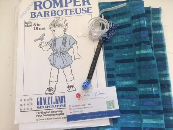 Romper Kit