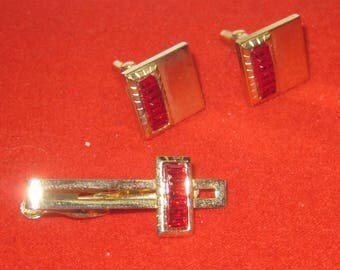 R- 64 Vintage cuff links