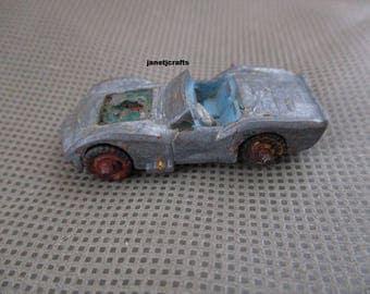 Midge toys die cast toy car ,Die cast car , Toy car , Toy's from the 1960's ,Vintage Midgetoy car