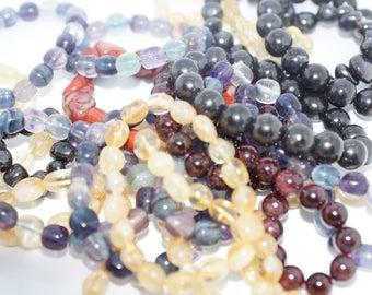 Crystal Healing Bracelets