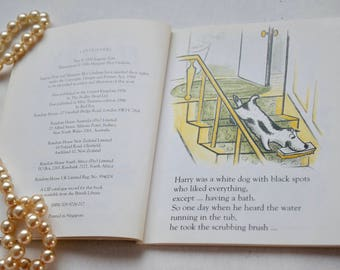 Three pocket children's books, Tidy Titch, The Snow Angel, Harry the Dirty Dog