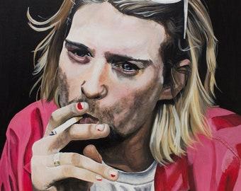 Kurt Original Painting