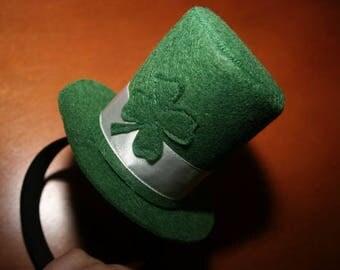 Felt St.Patrick's hat
