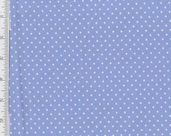 SALE! Lakehouse Polka dots - Per Yard- Lakehouse -  No Pam Kitty Here! Blue