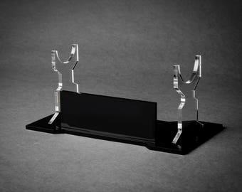 Graflex/MPP/DV6 Super Deluxe MiniStand w/Custom Plaque