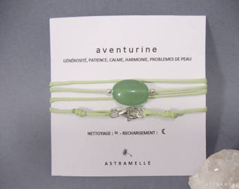 Greed Aventurine necklace