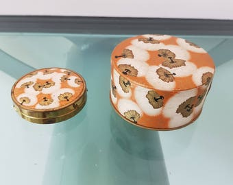 all powder compact / box COTY by lalique
