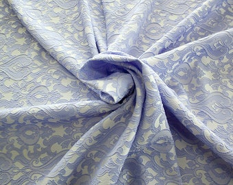 990071-206 Brocade-95% PL, 5% PA, width 130 cm, made in Italy, dry cleaning, weight 205 gr