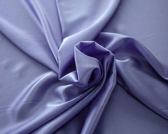 1712-206 - Crepe Satin silk 100%, width 135/140 cm, made in Italy, dry cleaning, weight 100 gr