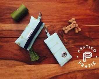 Ready / poop Bag dispenser / poopbag deliver / dog / arrows / arrow / stocking stuffer