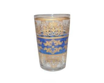 Oriental Glasses Tea glass mint Morocco Arabic decoration