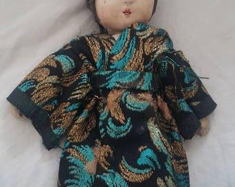 Original ancient Japanese doll