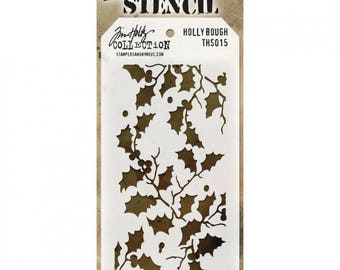 Stampers Anonymous Tim Holtz Collection Layering Stencils!
