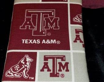Texas A&M Aggies Eye/Sun Glass case holder
