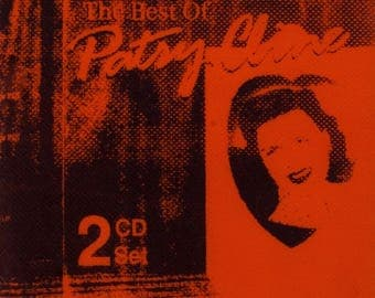 Patsy Cline (orange)