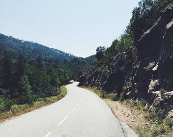 Travel Photography - Corsica, France - 'Lost in Corsica'