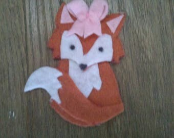 Foxy Hair Clip
