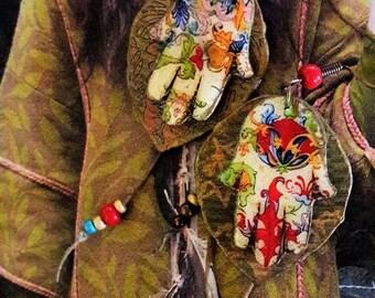 Baba Cool colorful earrings