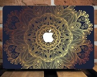Mandala Macbook pro 13 case macbook air 13 hard case macbook case macbook air 13 case macbook hard case macbook pro 13 hard case WCm084